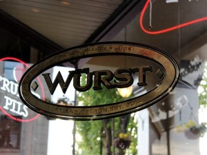 the wurst cover