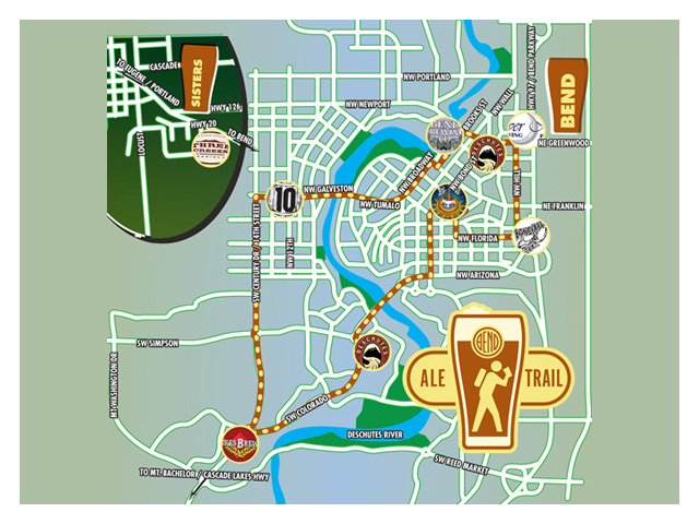 Bend Ale Trail Kristi Does Pdx Adventures In Portland Or