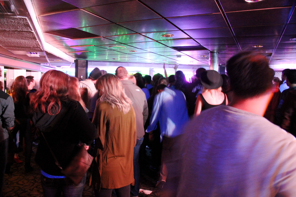 Portland Spirit Dance Floor
