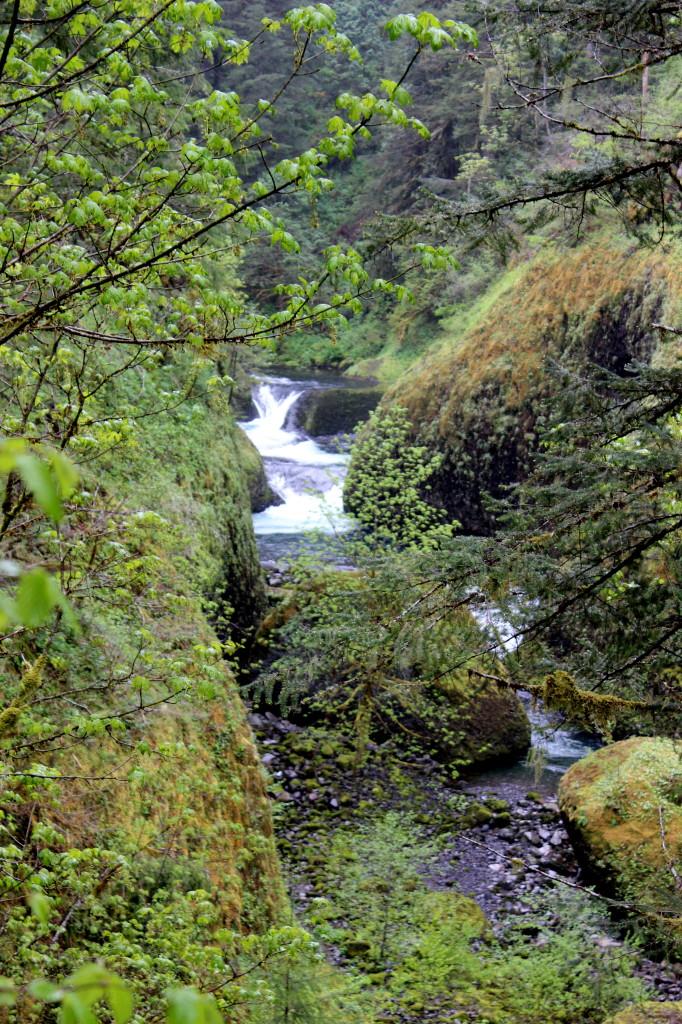 Eagle Creek Canyon 2