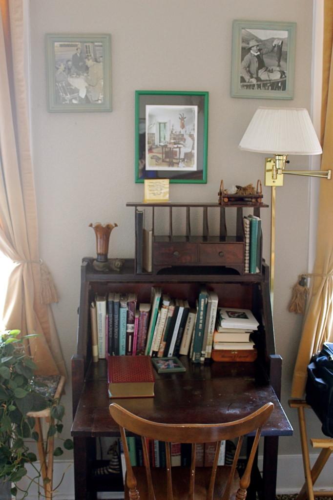 Sylvia Beach Hemingway desk