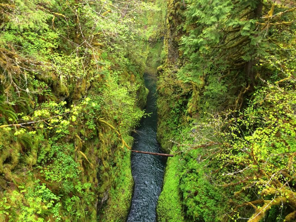 eagle creek canyon