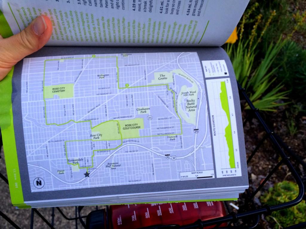 pedal portland map
