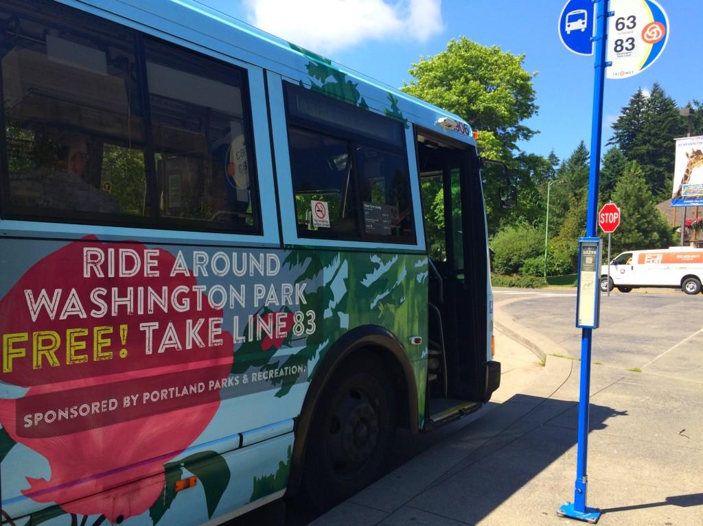Line 83 Bus Side