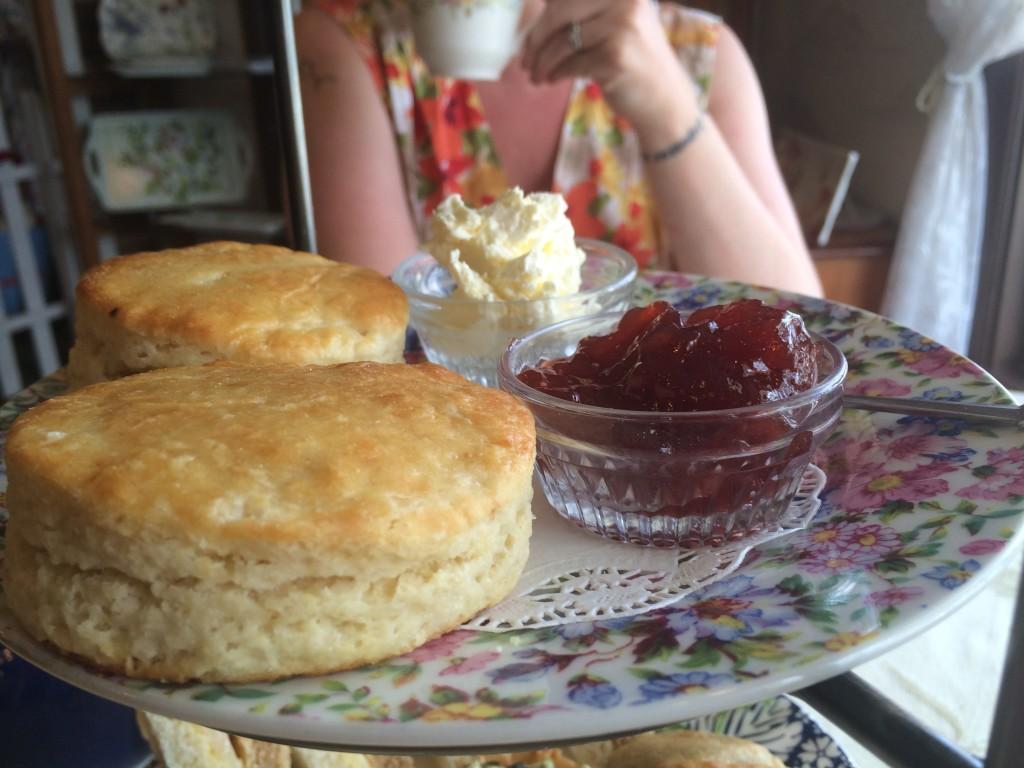 Lady Di's Tea Room  2