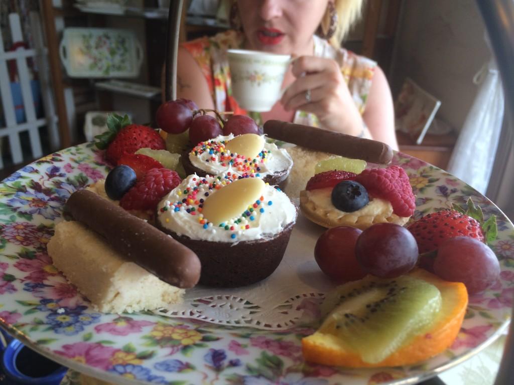 Lady Di S British Store Tea Room Lake Oswego Or