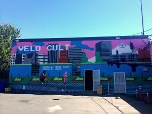 Velo Cult Mural 1