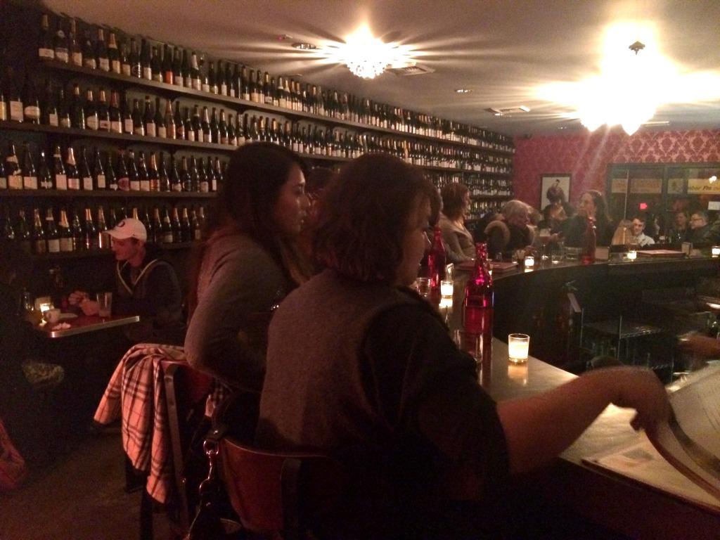 bar vivant interior