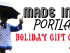 Made in PDX Gift Guide Cover