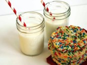 Confetti milk 1