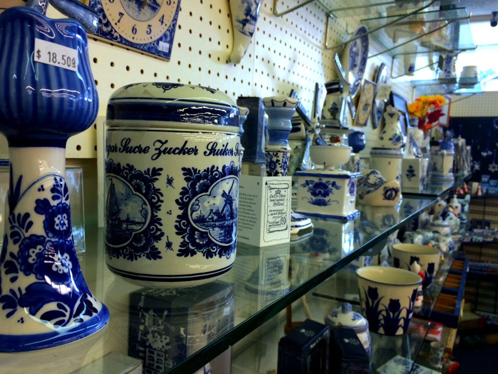 Dutch American Delft China