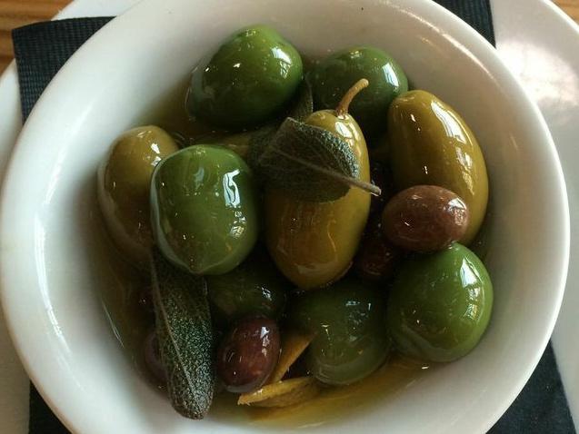 Pfriem olives