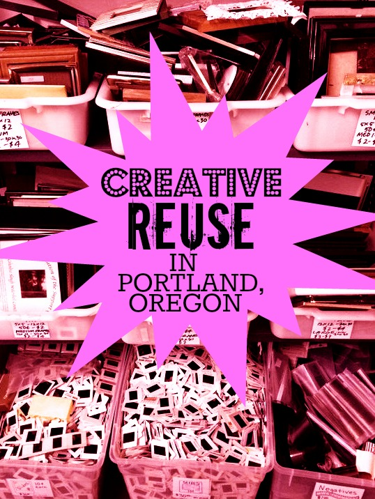 Visit SCRAP in Portland, OR A great place for artists, crafters and creators  kristidoespdx.com