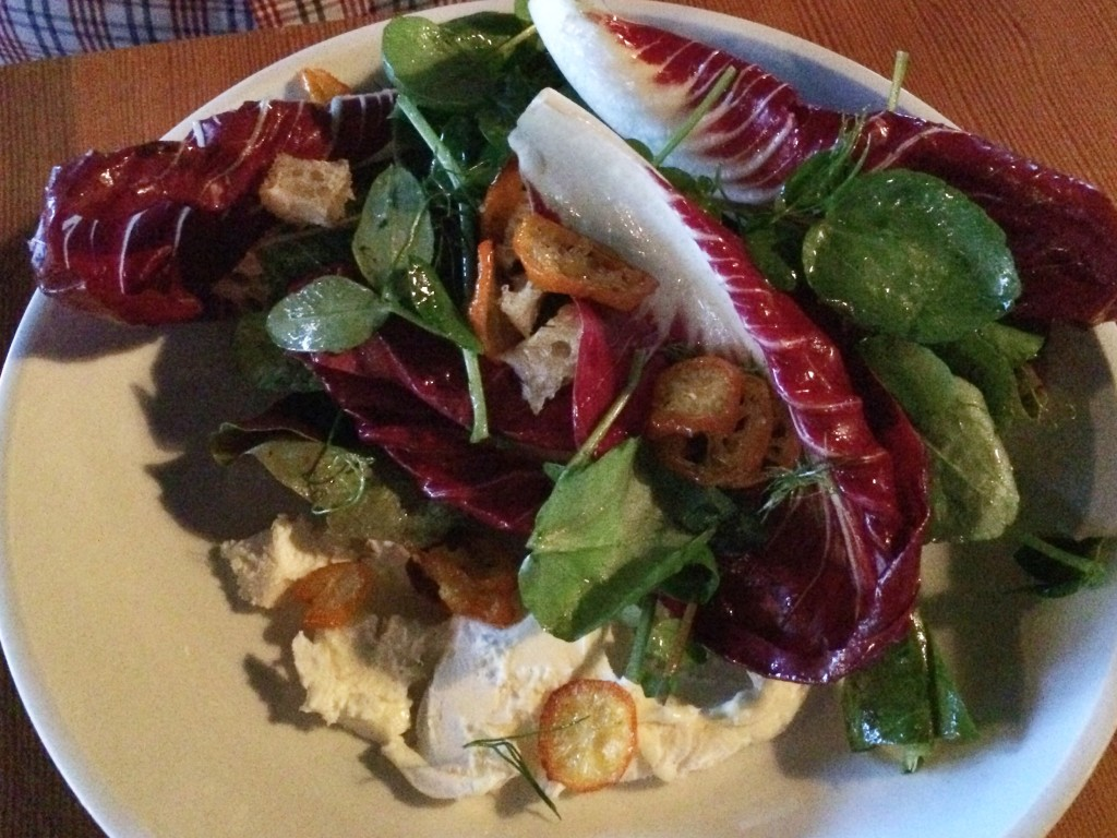 Cyril's salad
