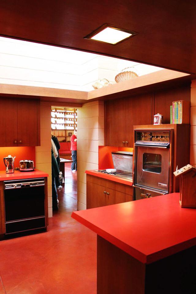 Gordon House kitchen 2