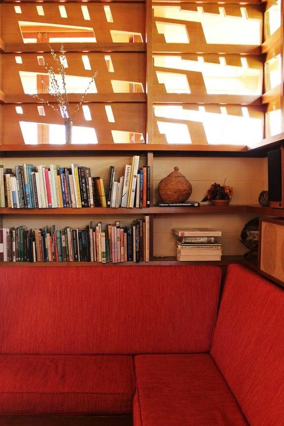 Gordon House living room