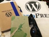 Press Publish schwag