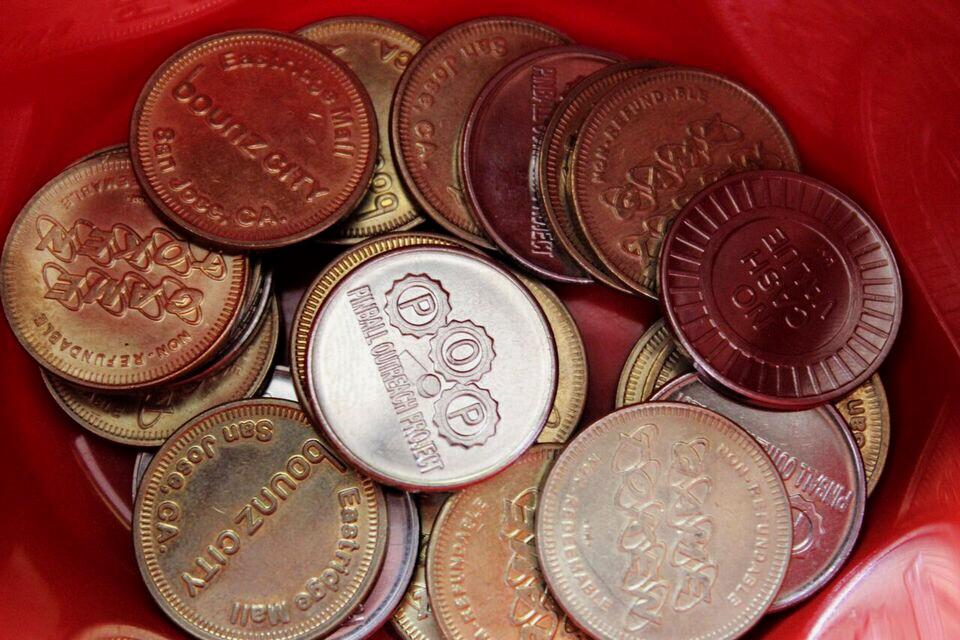 Pinball outreach tokens