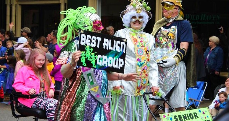 Ufo fest best group