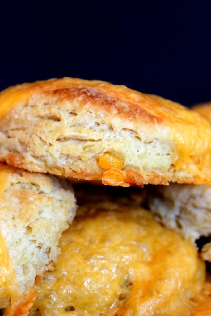 cheddar corn biscuit side