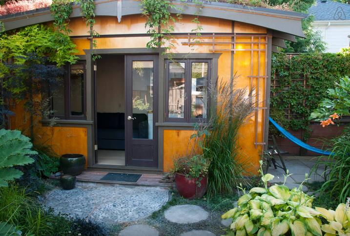 garden oasis cottage