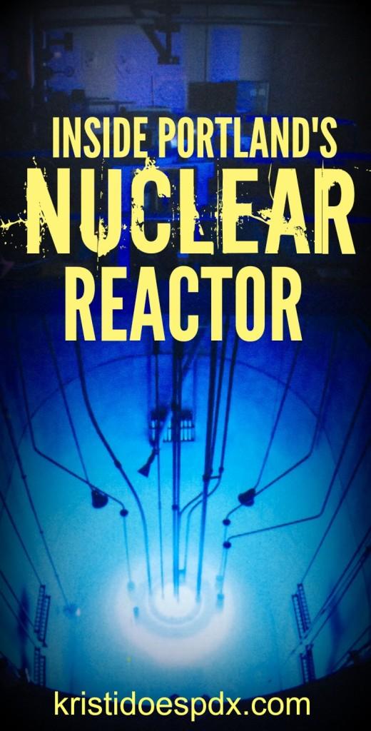 Inside Portland's Nuclear Reactor