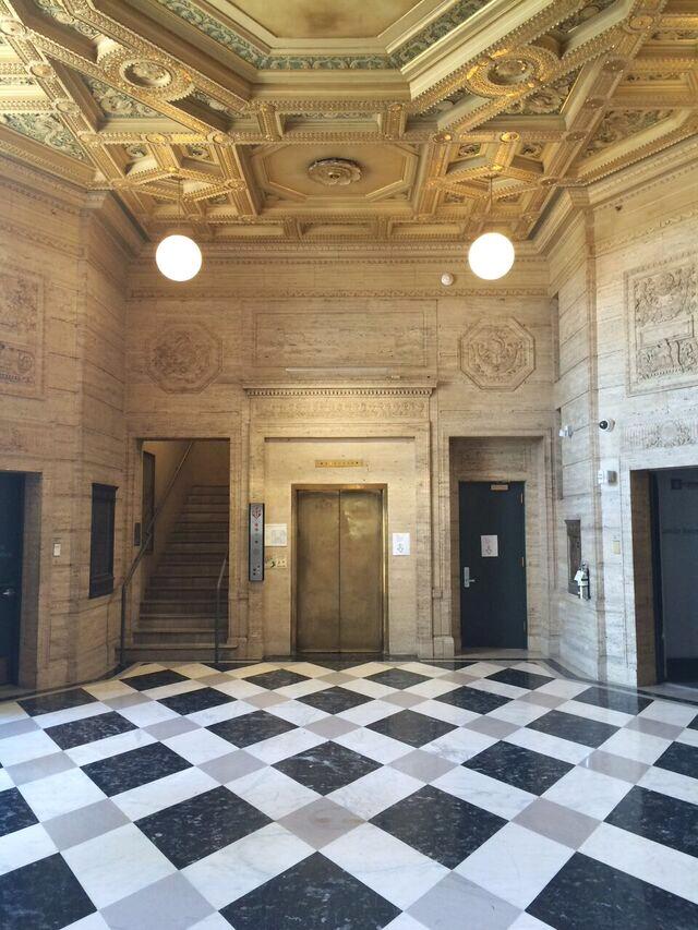 PNCA elevator