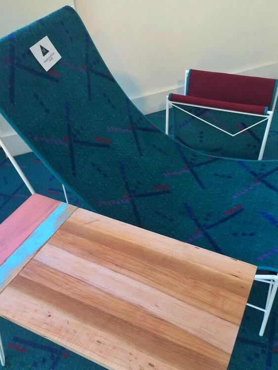 Pdx carpet chair