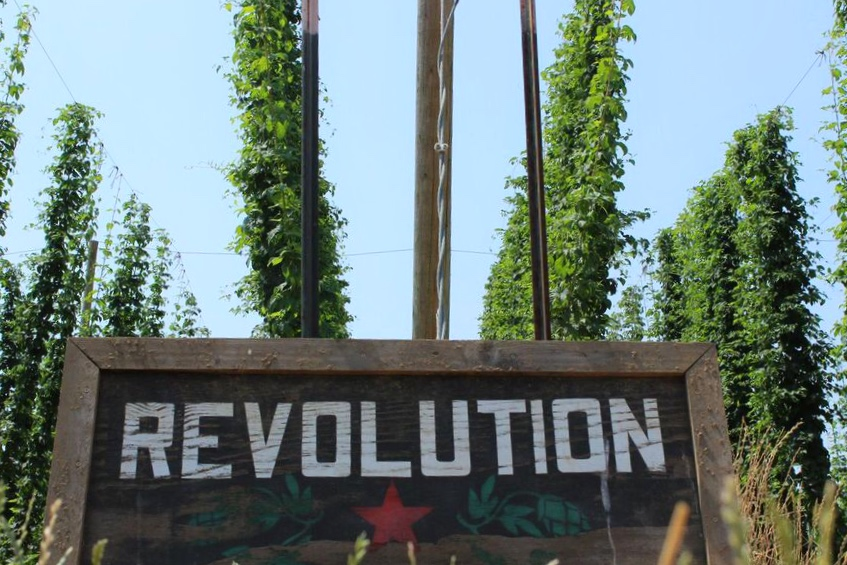 Rogue farms revolution