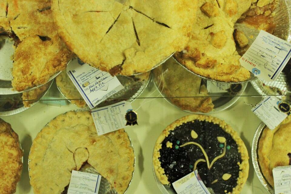 Clackamas Fair Pies