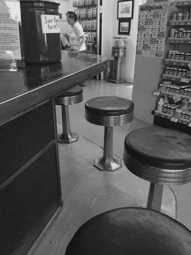 Fairleys stools