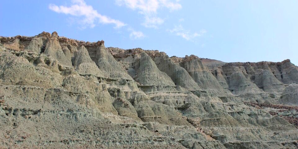 John day fossil beds formation