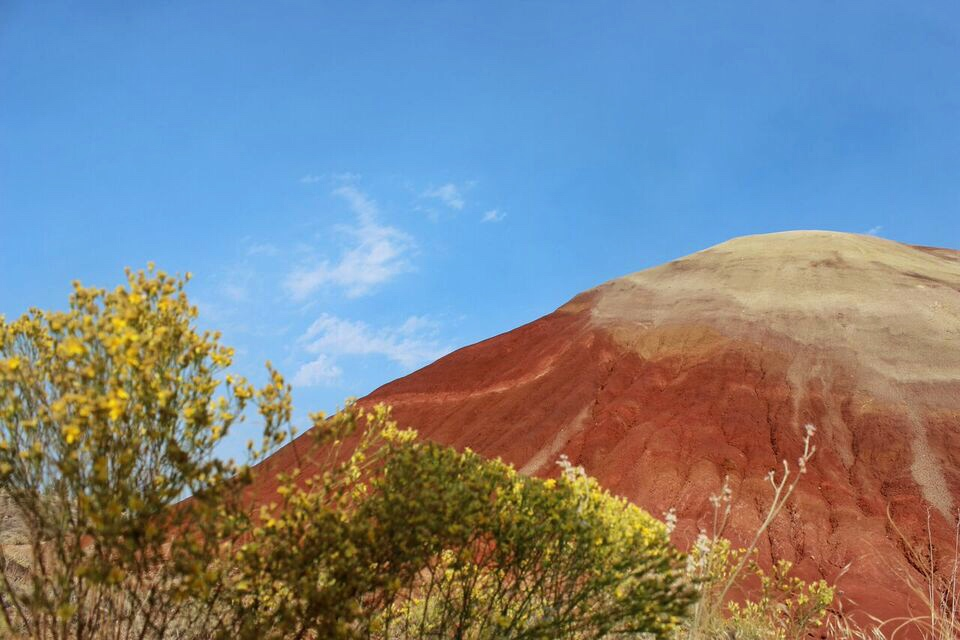 Painted Hills Red Hill