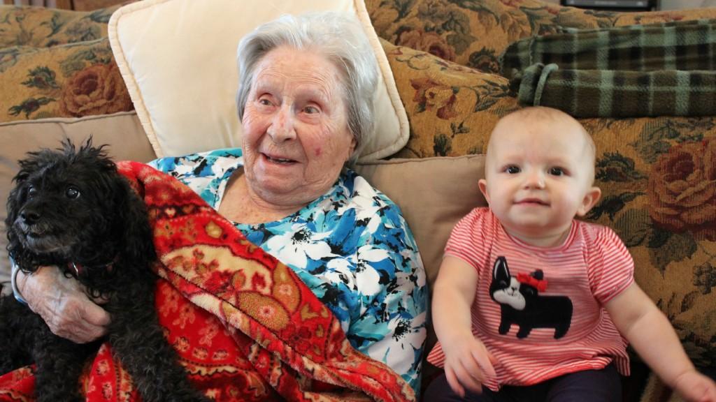 Brigitte Great Great Grandma