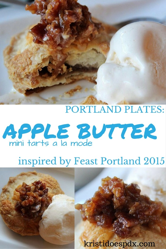 apple butter tart pinterest