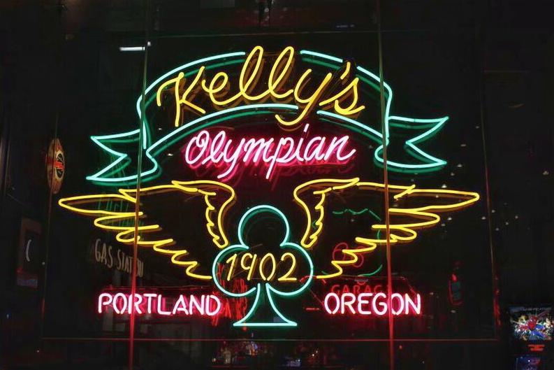 Best Neon Kelly's Olympian
