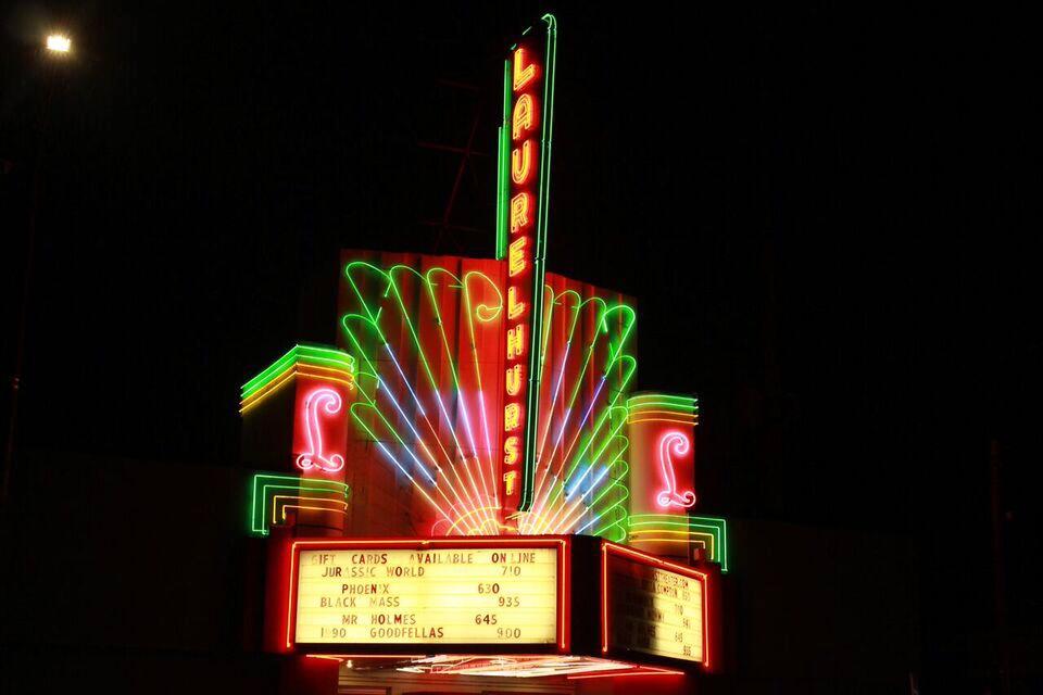 Best Neon Laurelhurst theater