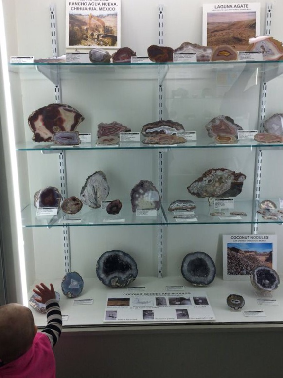 Rice museum baby & rocks
