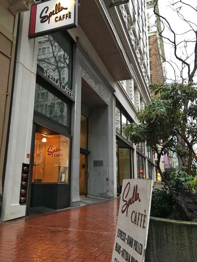 Spella Cafe storefront