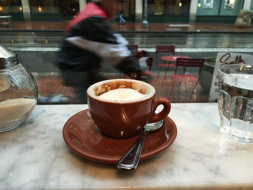 Spella caffe macchiato
