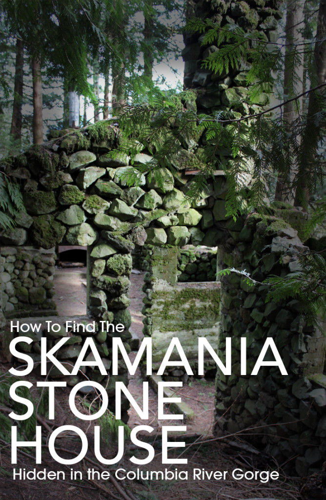 How To Find the Skamania Stone House
