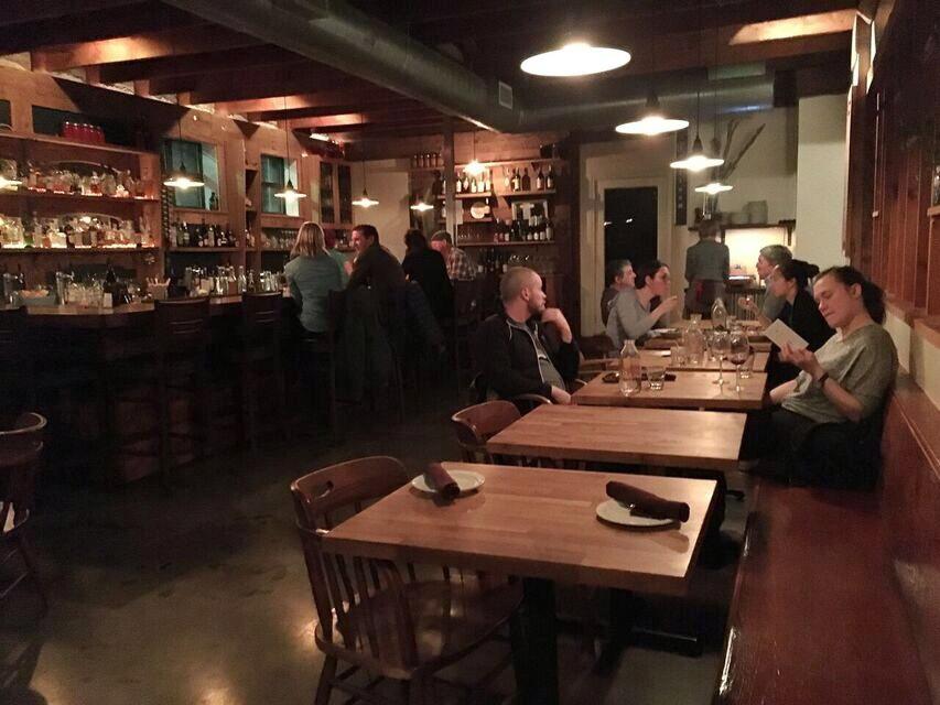 Old Salt Dining Room