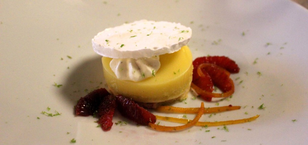 Ringside Grill Lemon Tart
