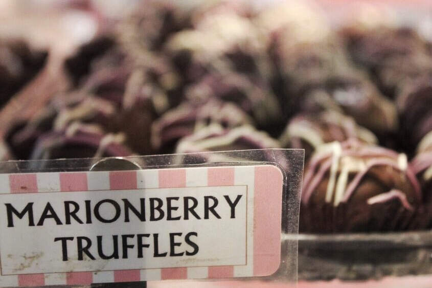 Bruce Candy Kitchen marionberry