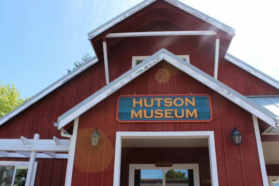 Hutson Museum in Parkdale Oregon