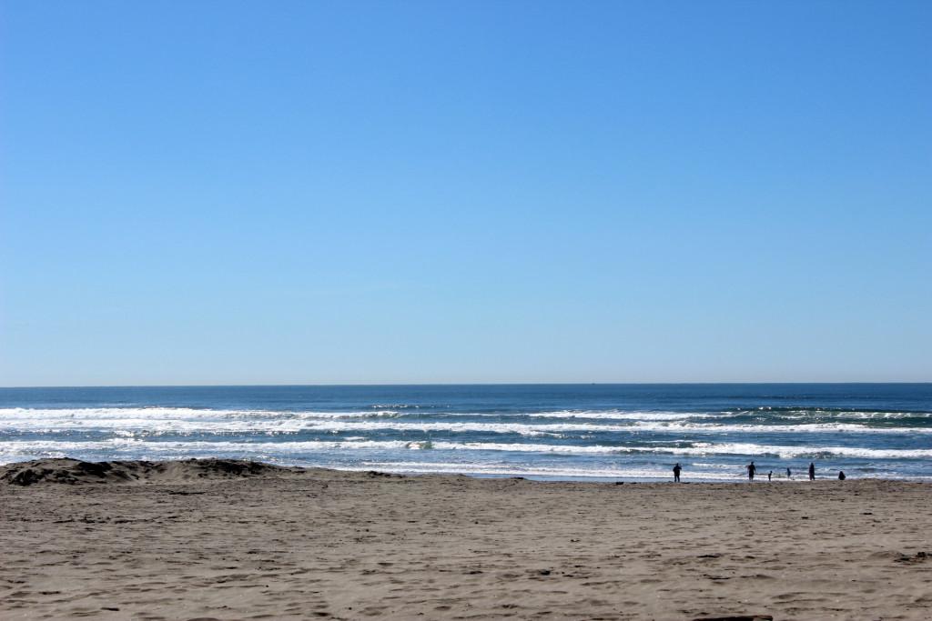 North Oregon Coast Beach