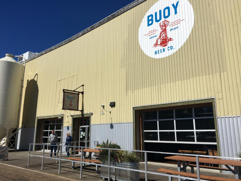 North Oregon Coast Buoy Building