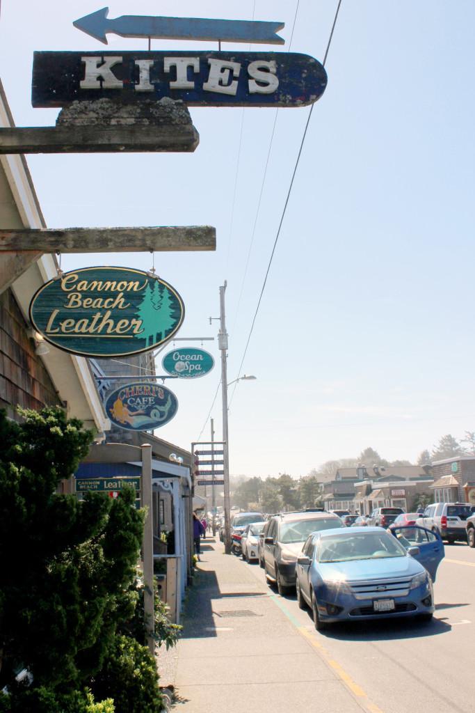 North Oregon Coast Cannon Beach