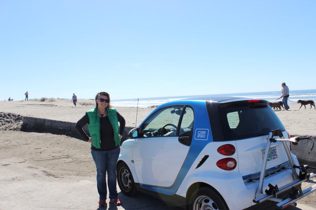North Oregon Coast Kristi Car2Go