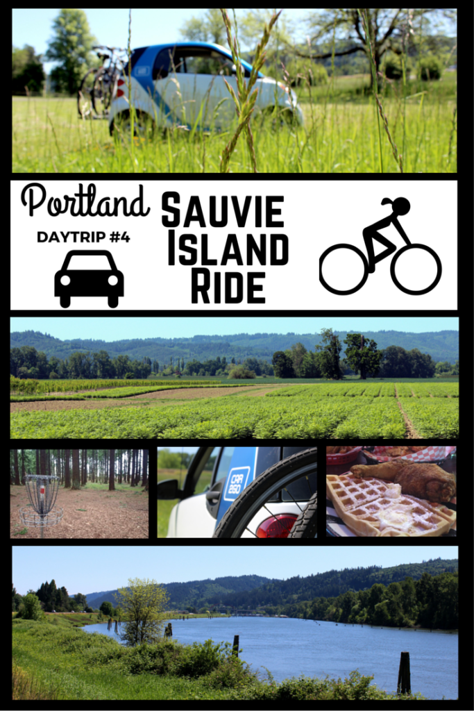 Portland Day Trip A Sauvie Island Bike Ride